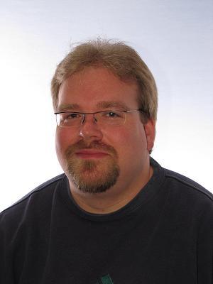 Portrait Dipl.-Inform. Gunnar Meyer