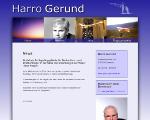 Screenshot Harro Gerund